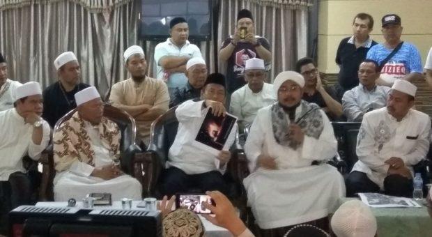 4 Poin Pernyataan FPI Terkait Teror di Tabligh Akbar Habib Rizieq