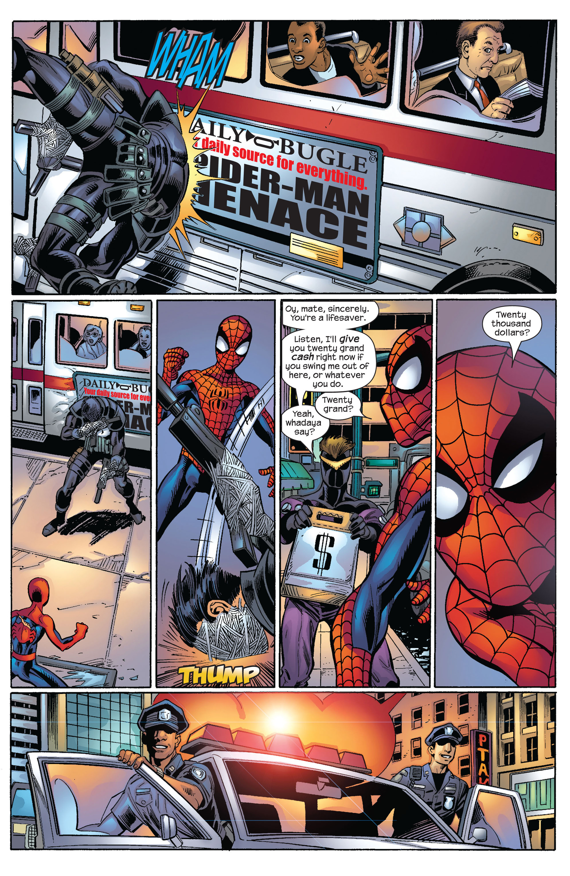 Read online Ultimate Spider-Man (2000) comic -  Issue #61 - 15