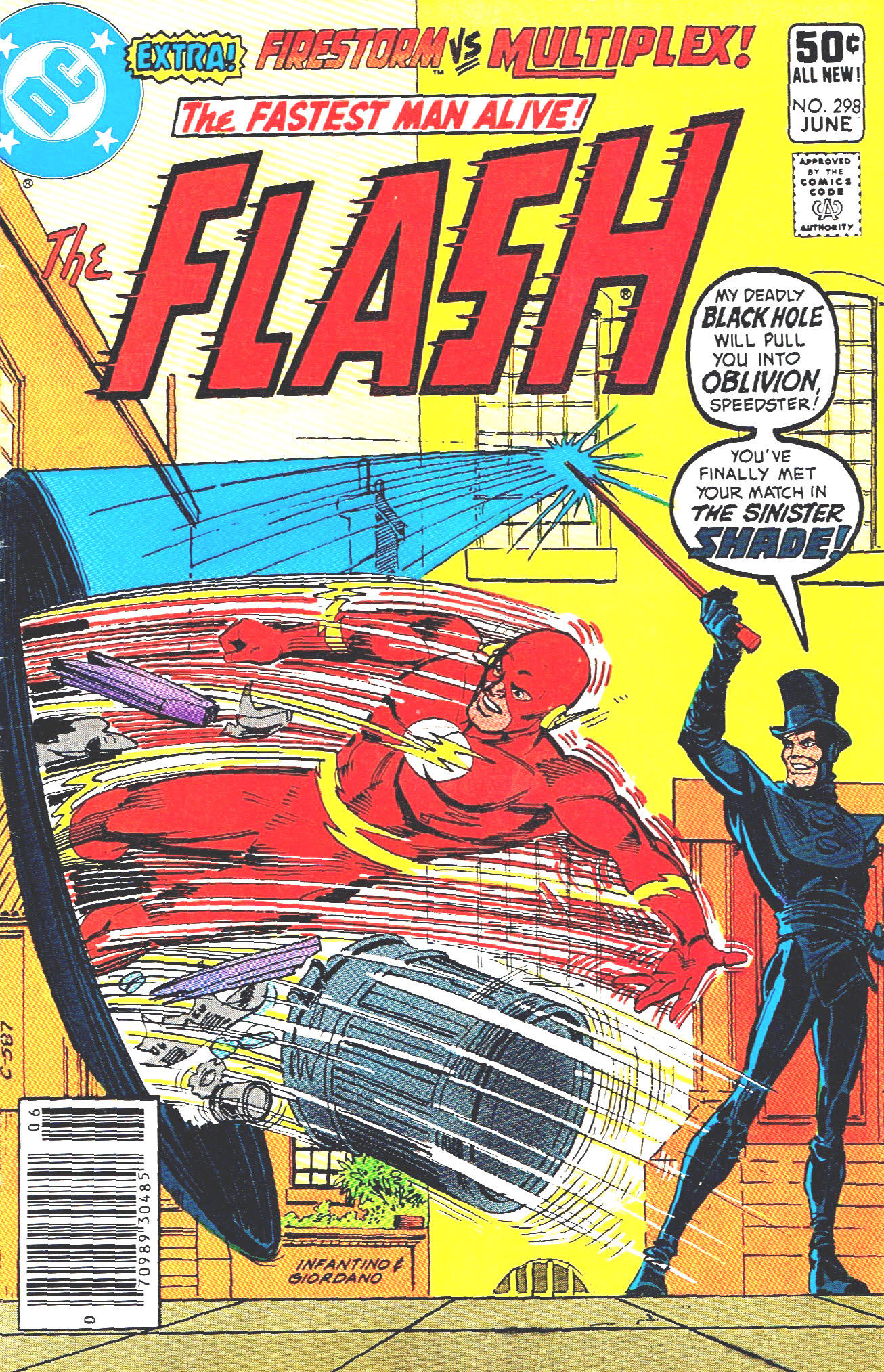The Flash (1959) 298 Page 1