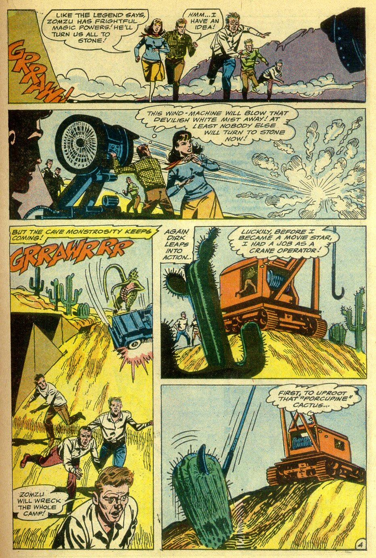 Strange Adventures (1950) issue 193 - Page 23