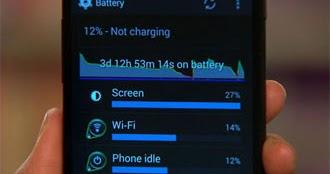 Inilah Penyebab dan Cara Mengatasi Baterai Boros pada Android