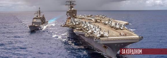 США прискорять нарощування чисельності флоту