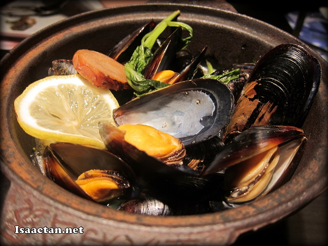 #6 The Mussel Mania - RM35