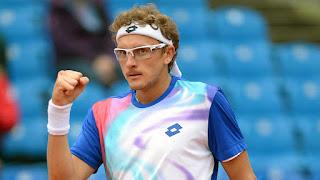 Denis Istomin resultado de tenis de hoy