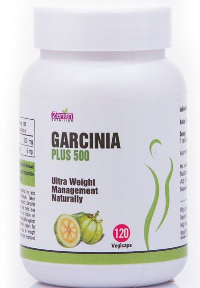 Garcinia Cambogia Vegicaps Review