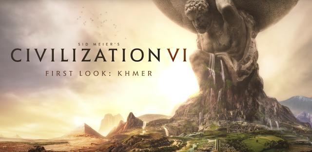 Civilization VI presenta a los líderes del Imperio Jemer e Indonesia