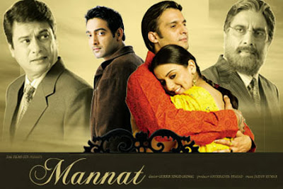 Poster Of Mannat (2006) In 300MB Compressed Size PC Movie Free Download At worldfree4u.com