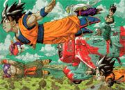 Dragon Ball Adventure Puzzle