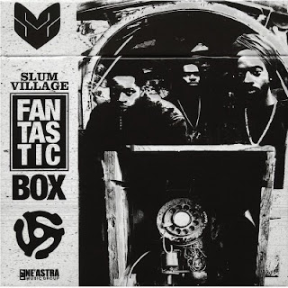 Slum Village - Fan-Tas-Tic Box (4CD) (2016) [CD] [FLAC]