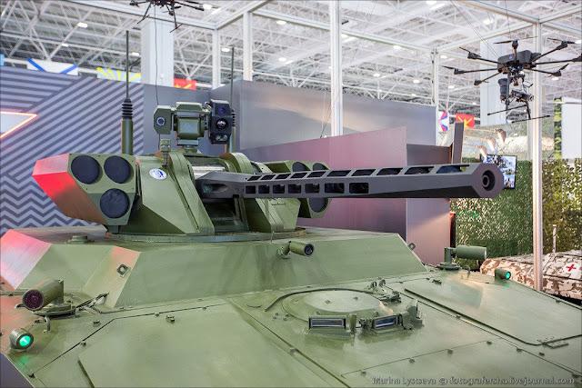 Nuevo robot Ruso Vijr. F85