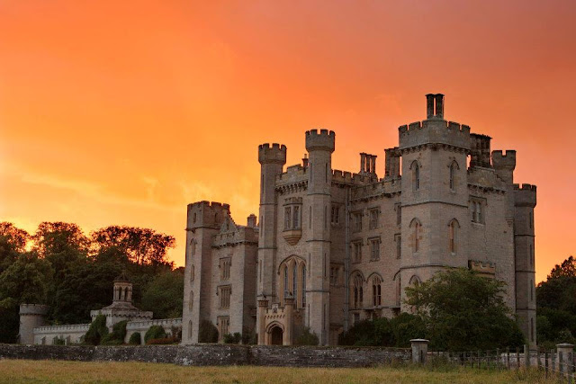 Explore the luxury of Duns Castle in Scotland, and learn how you can enter to win a trip from Disney and HomeAway. One lucky winner will receive a trip for up to 20 guests to stay there!