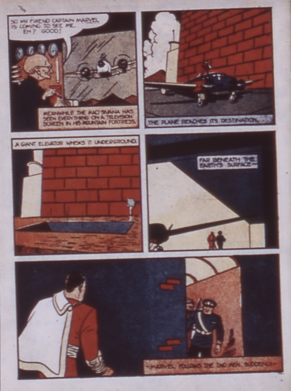 Read online WHIZ Comics comic -  Issue #3 - 11