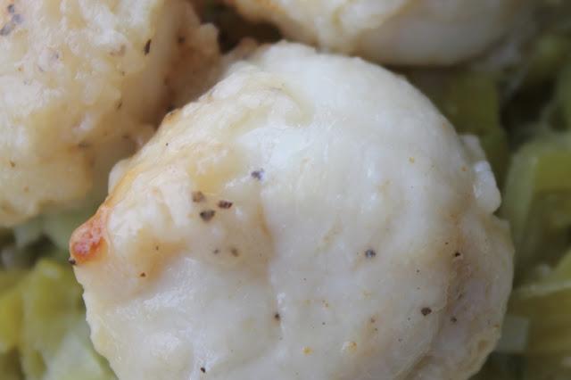 papillonsdonyx papillons d'onyx blog suisse cuisine foodmood menu réveillon fêtes recette poireaux noix de saint-jacques beurre citronné