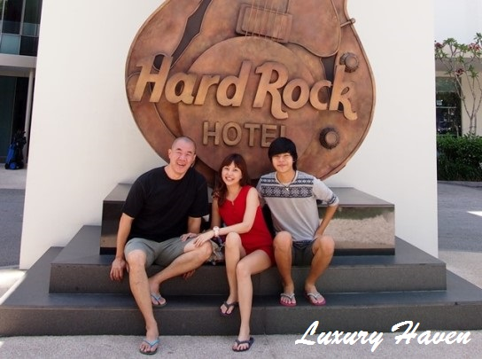 hard rock hotel penang family vacation blogger review