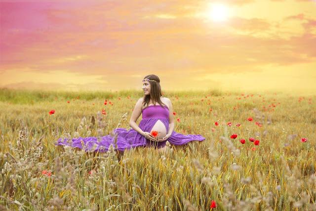 فوائد الشمس للسيدات الحوامل