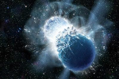 Nasce nuova era astronomia grazie fusione stelle neutroni