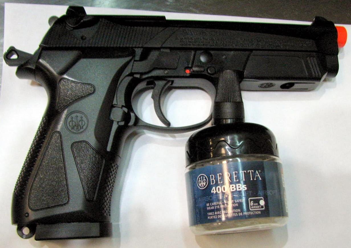 Airsoft Gun (LBB)