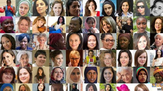 100 Wanita Paling Inspiratif di Dunia