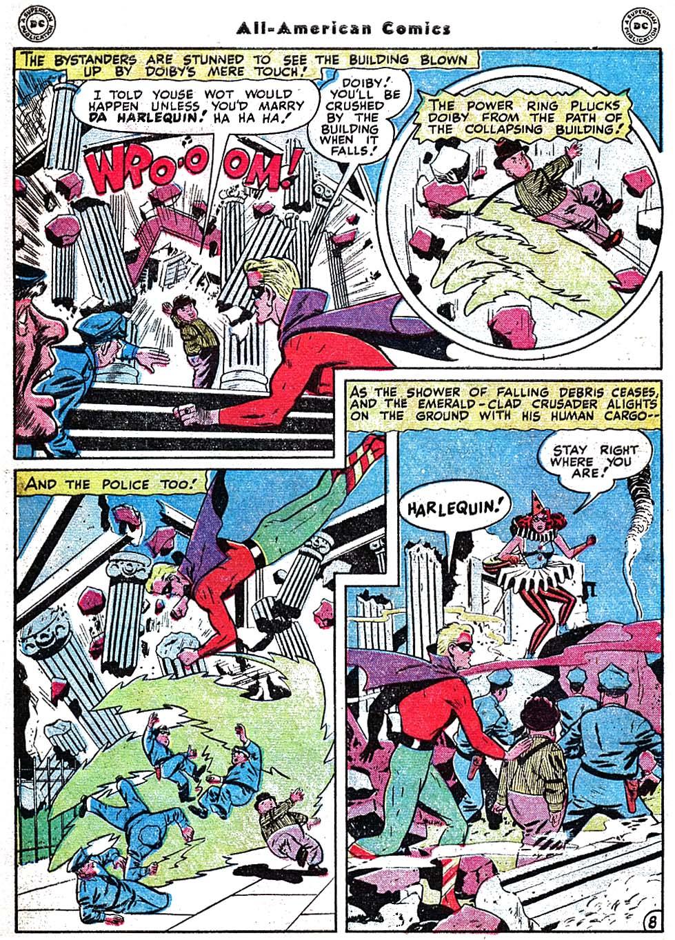 Read online All-American Comics (1939) comic -  Issue #91 - 10