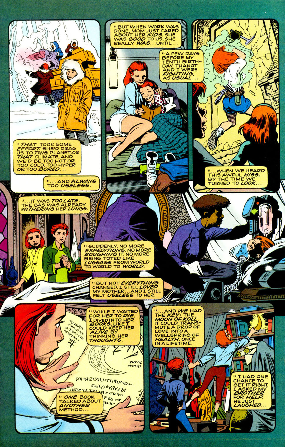 Legion of Super-Heroes (1989) _Annual_5 Page 26