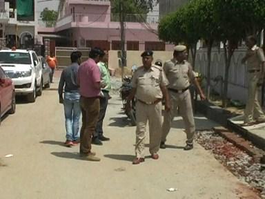 ed-raid-at-residence-mla-tigaon-lalit-nagar-faridabad