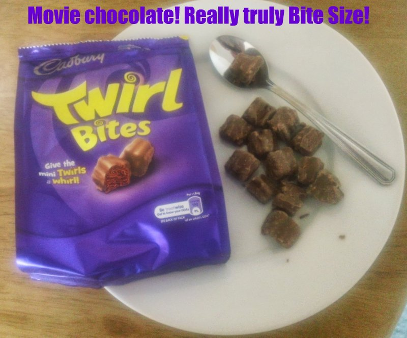 perfect for movie chocolate munching