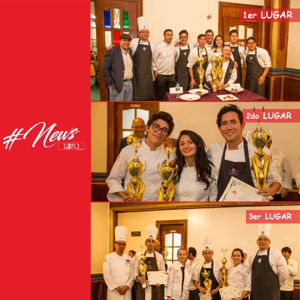 El desafío de Arte Culinario que convocó a siete universidades