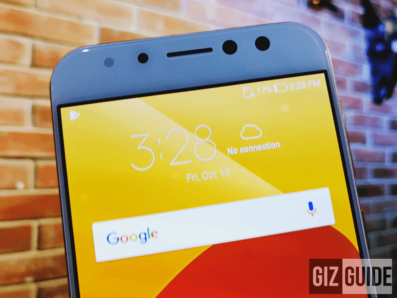 ASUS ZenFone 4 Selfie Pro First Camera Samples