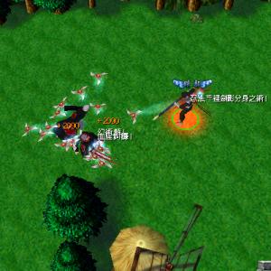 naruto castle defense 6.0 Shuriken Shadow Clone