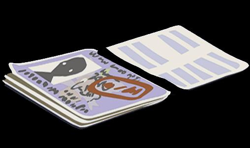 visa bebas dan mudah didapatkan bagi warga indonesia