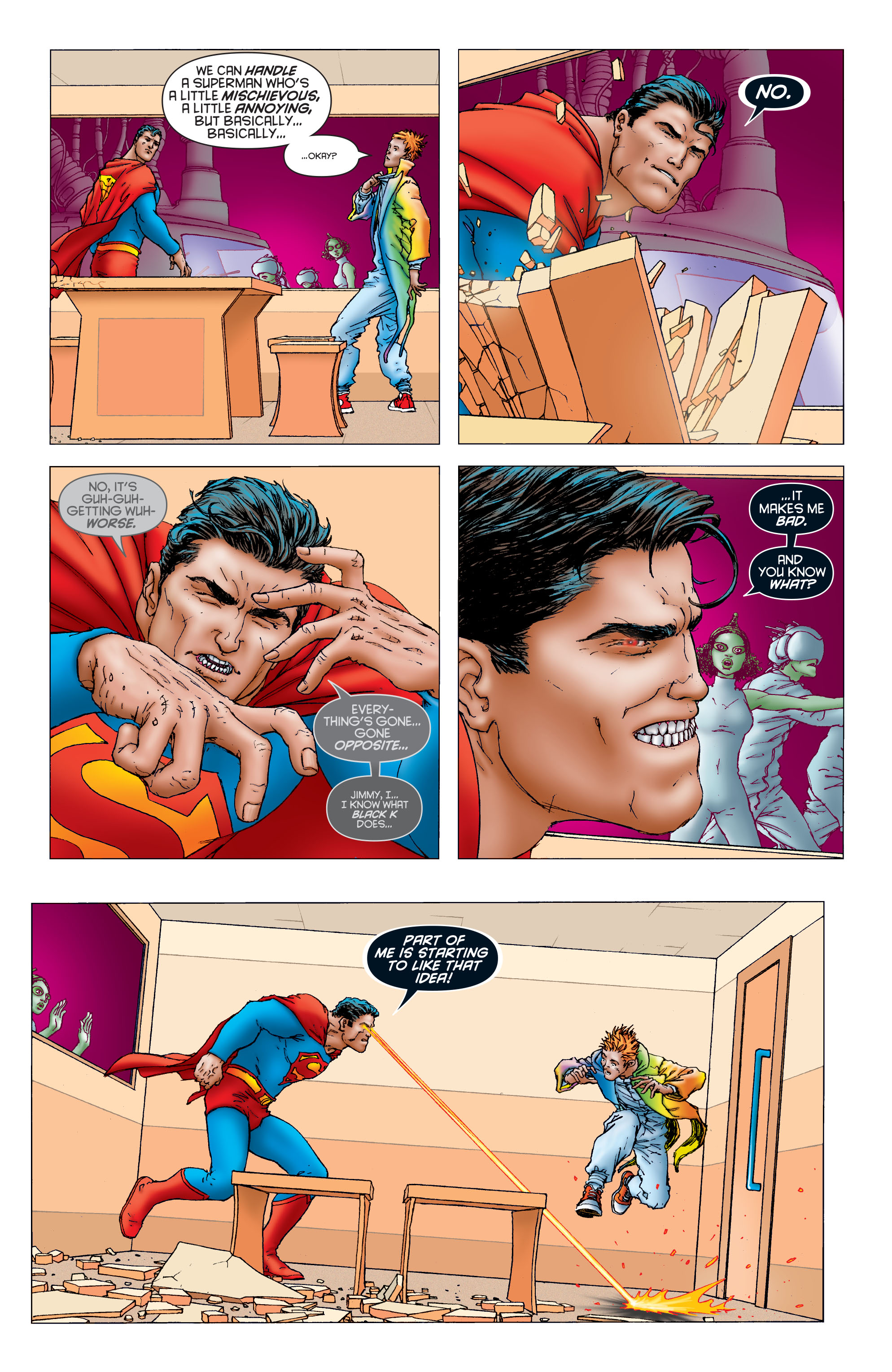Read online All Star Superman comic -  Issue #4 - 12