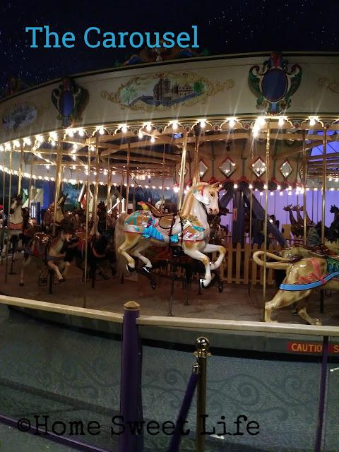Carousel, Children's Museum, Indianapolis, Road Trip