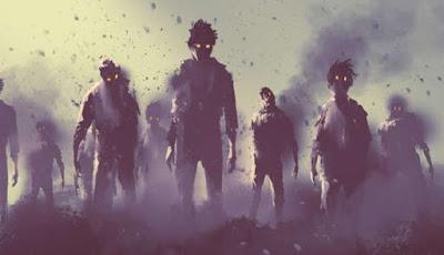 Zombie Bisa Memusnahkan Umat Manusia dalam 100 Hari