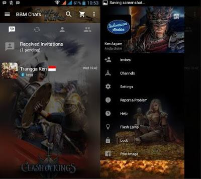 BBM MOD Tema COK (Class of Kings) Base V.2.12.0.9 Clone
