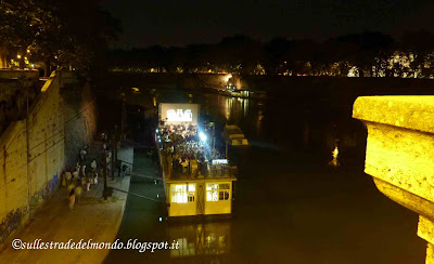 barcone tevere