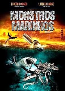 Monstros Marinhos Dublado