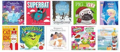 a9d154e3210a7 Included in the 0-7 bundle are books by some excellent authors including  Nick Sharratt, Julia Donaldson and Mick Inkpen, and it actually includes 2  of my ...