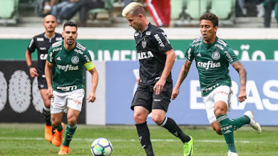 Assistir Palmeiras x Atlético - MG ao vivo online grátis