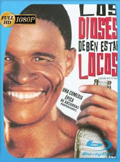 Los Dioses deben estar Locos (1980)HD [1080p] Latino [GoogleDrive] SilvestreHD