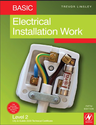 Basic Electrical Instalattion Work by Trevor Linsley free download, Basic Electrical Instalattion Work by Trevor Linsley