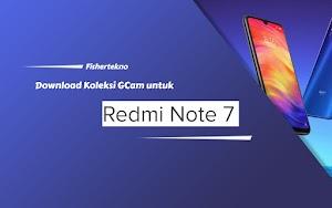 Koleksi GCam untuk Redmi Note 7 Lavender