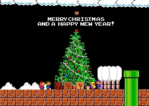 merry christmas games