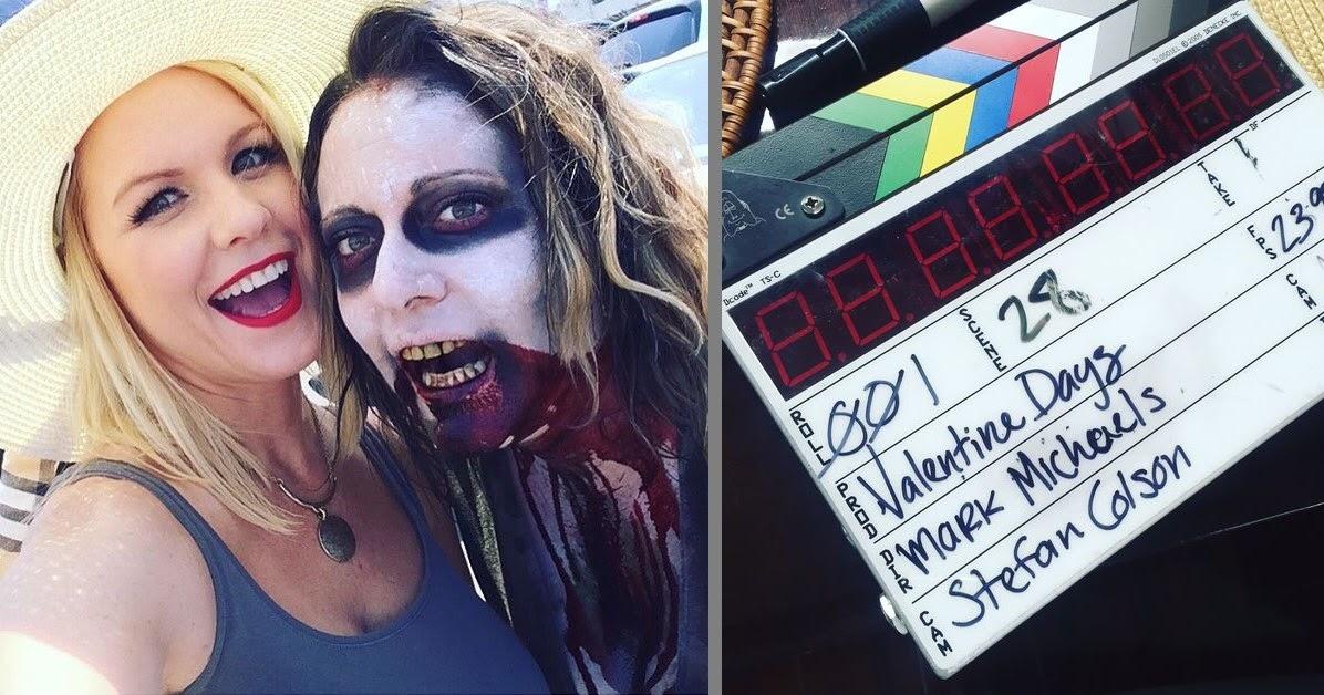 Valentine Day Z, iniziate le riprese di un nuovo Zombie Movie al cardiopalma