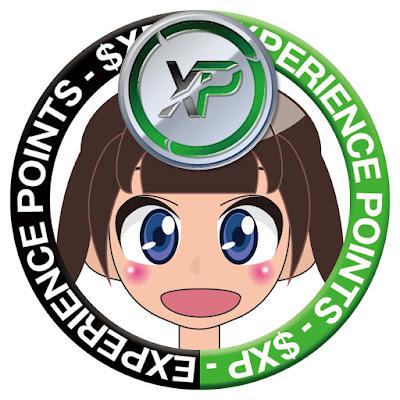 『XP($XP)』応援リング女の子
