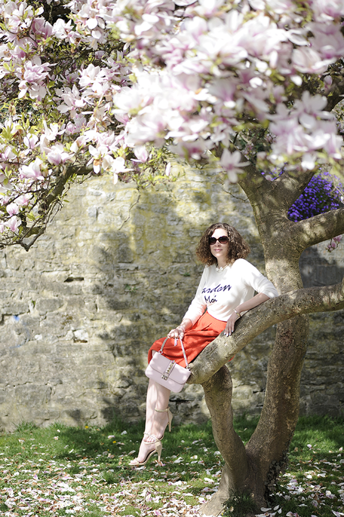 magnolia, magnolia tree, blossom, Magnolien, Magnolienbaum, Magnolienblüte, spring, fashionblogger