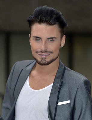 A photo of Rylan Clark