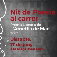 'Nit de Poesia al carrer 2017'