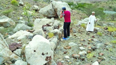 New archaeological site discovered in Oman
