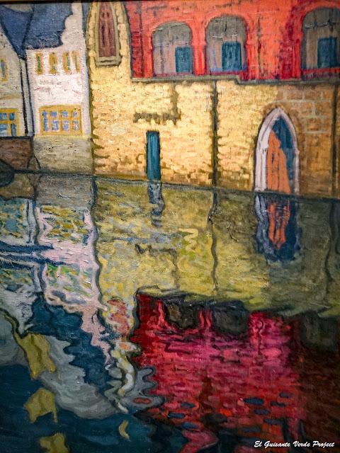 Canal de Brujas, Julián de Tellaeche - Museo Bilbao por EGVP