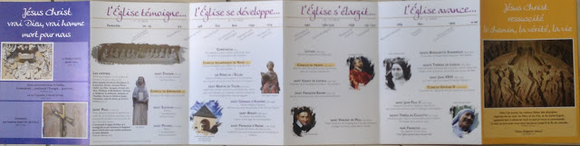 Frise diocèse Sens Auxerre